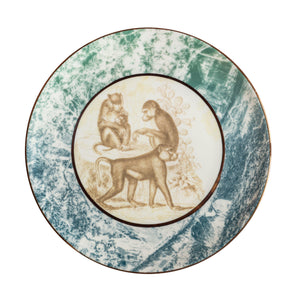 Galtaji Dinner Plate 4, Set of 6