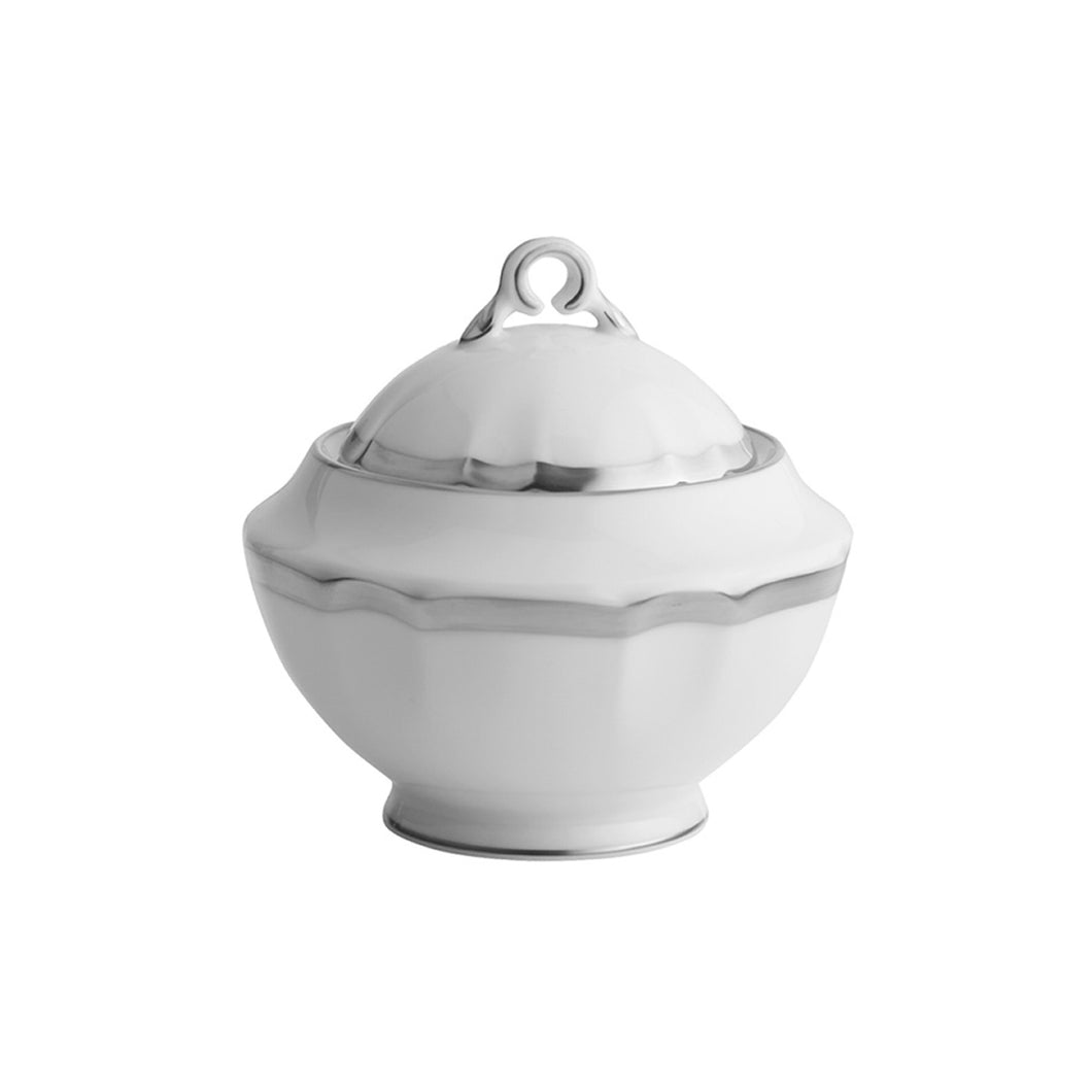 Colette Platinum Sugar Bowl