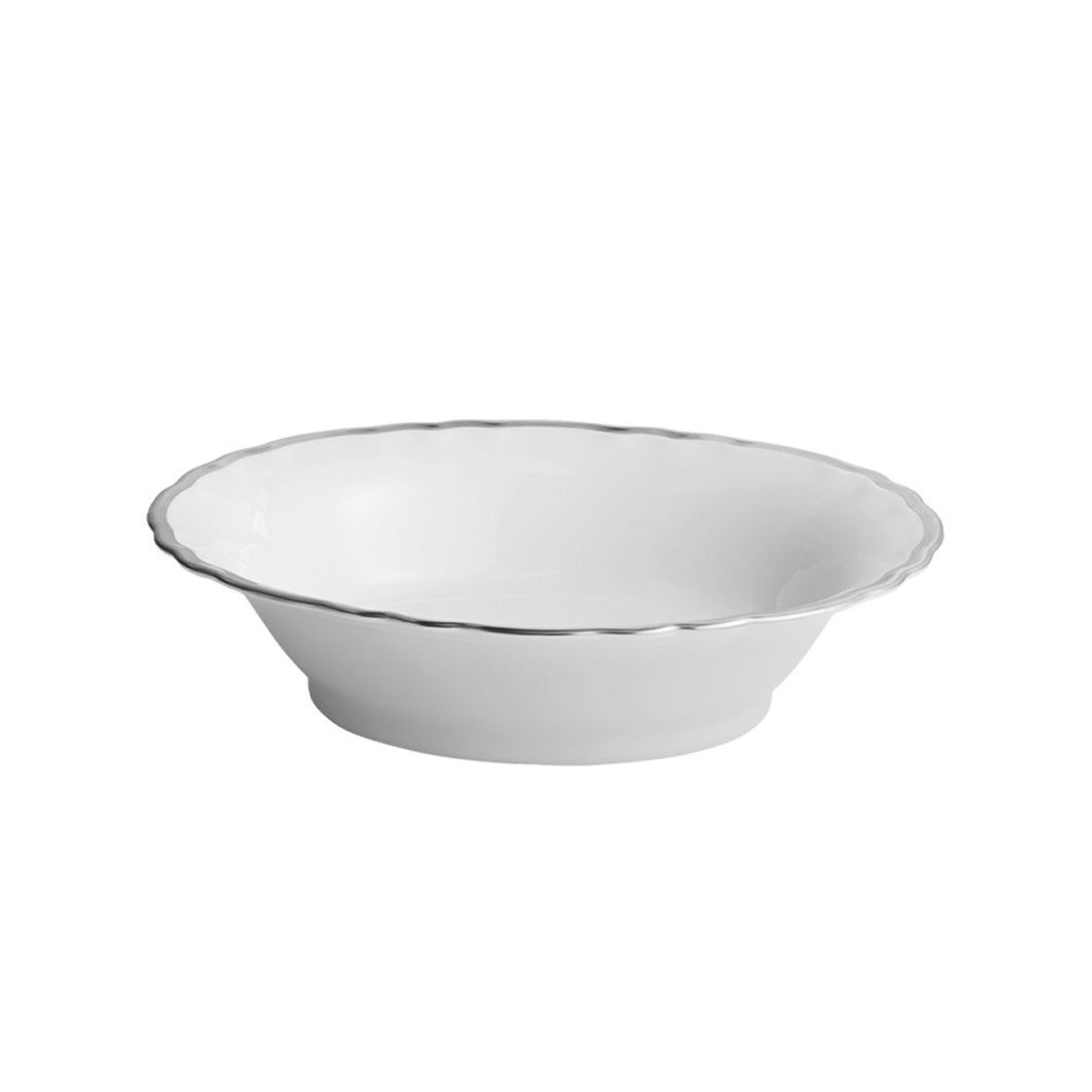 Colette Platinum Open Vegetable Bowl