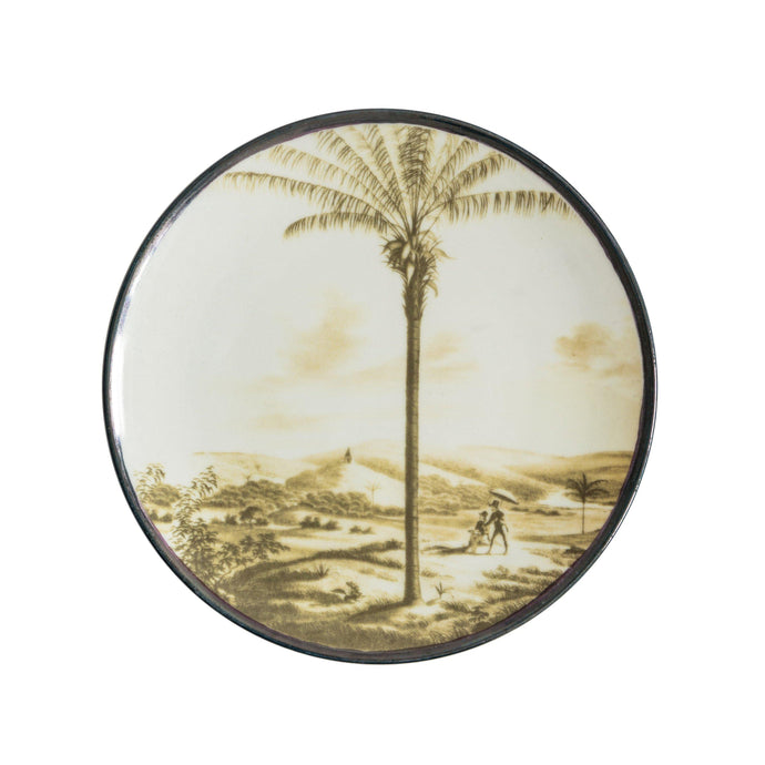 Las Palmas Dessert Plate 1, Set of 6