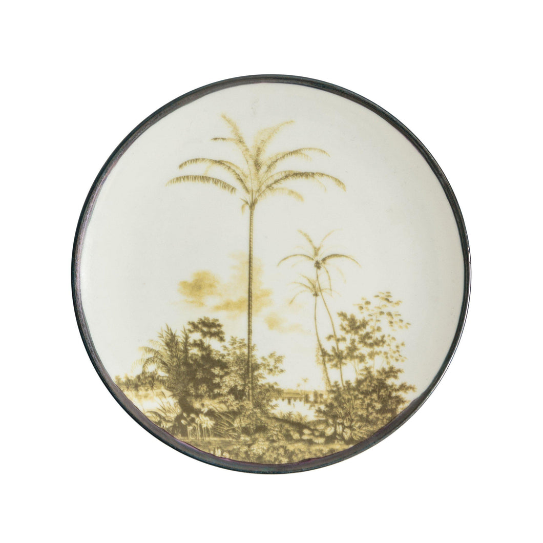 Las Palmas Dessert Plate 2, Set of 6