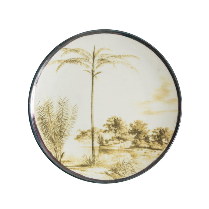 Las Palmas Dessert Plate 4, Set of 6
