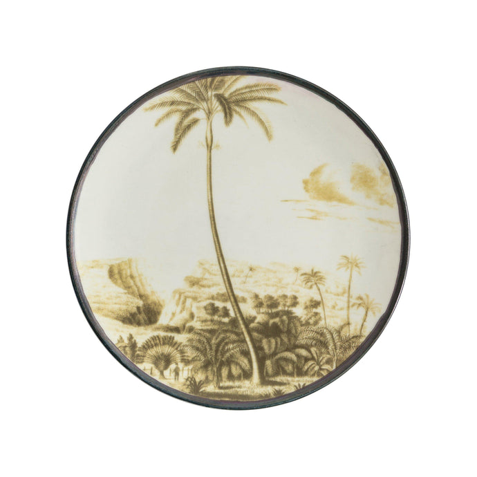 Las Palmas Dessert Plate 5, Set of 6