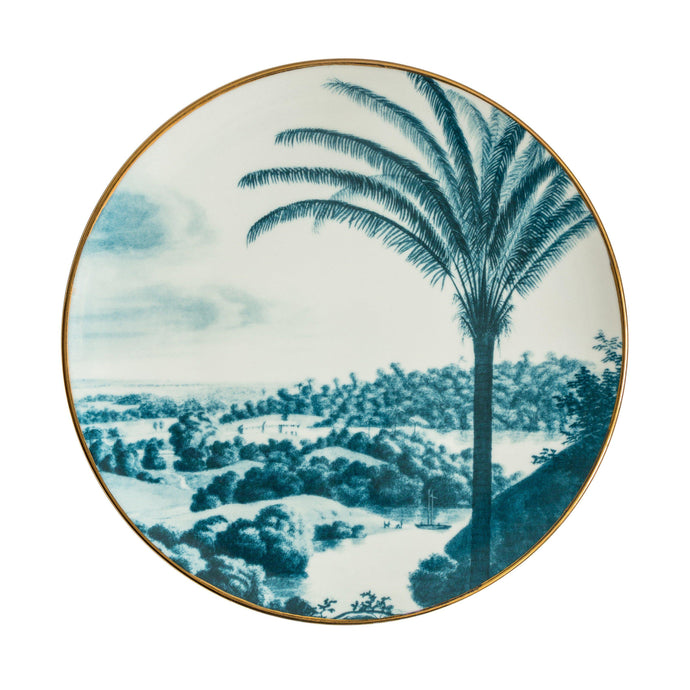 Las Palmas Dinner Plate 2, Set of 6