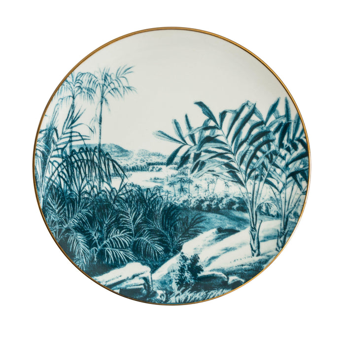 Las Palmas Dinner Plate 3, Set of 6