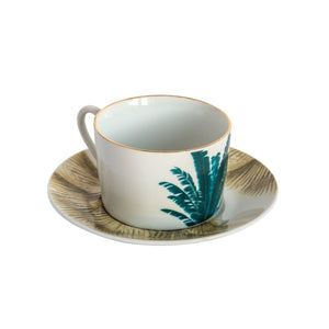 Las Palmas Tea Cups (Set of 6)