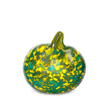 Load image into Gallery viewer, Macchia su Macchia Green & Yellow Apple Fruit Paperweight