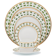 Load image into Gallery viewer, La Bocca Green Teacup