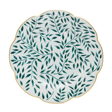 Load image into Gallery viewer, Olivier Green Dinner Plate