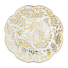 Load image into Gallery viewer, Olivier Gold Dinner Plate