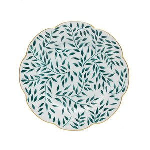 Olivier Green Bread & Butter Plate