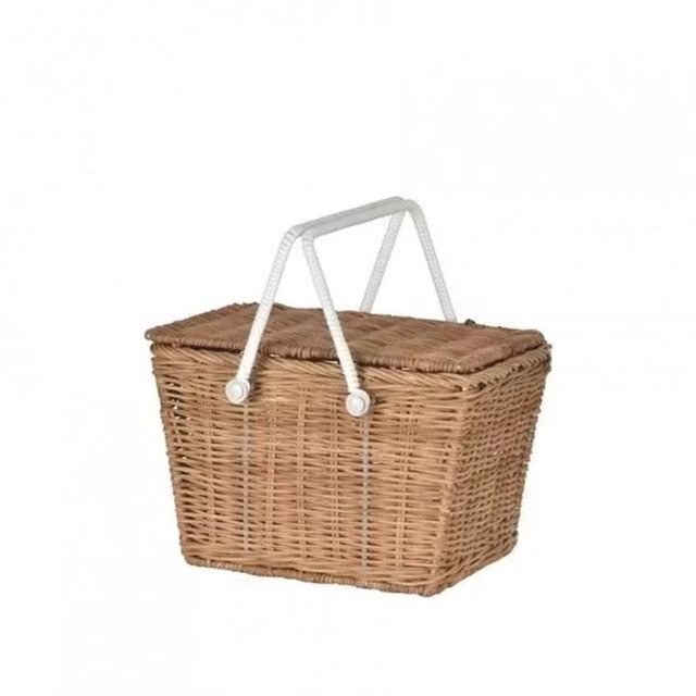 Woven Mini Basket - walker
