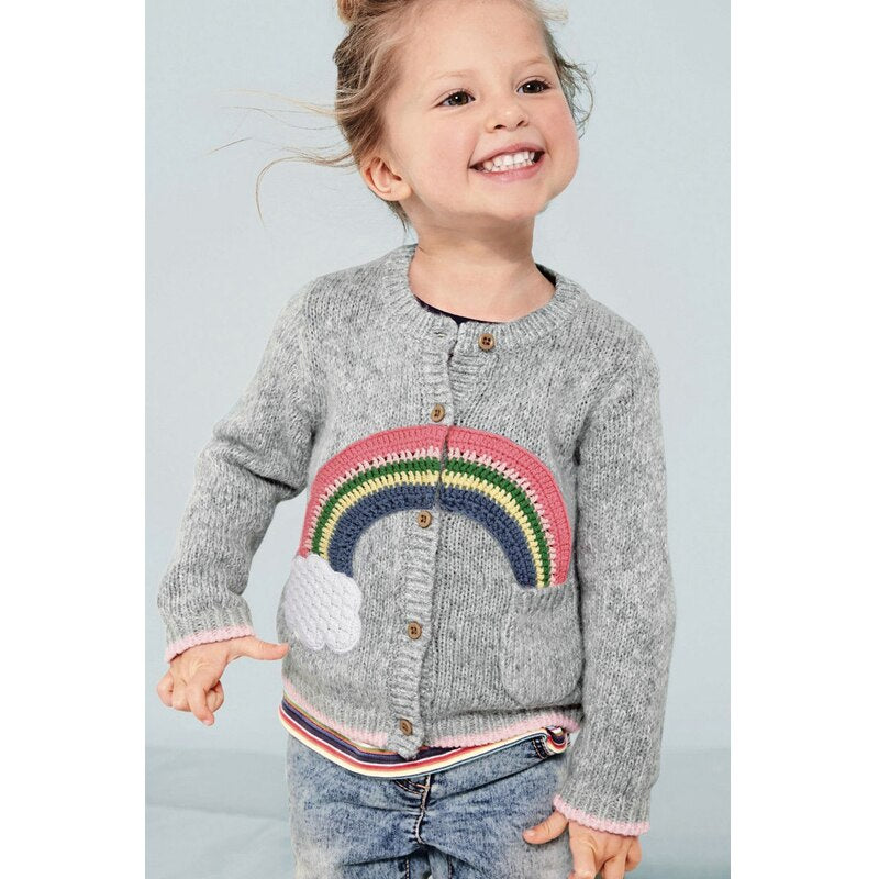 Rainbow Cardigan - walker