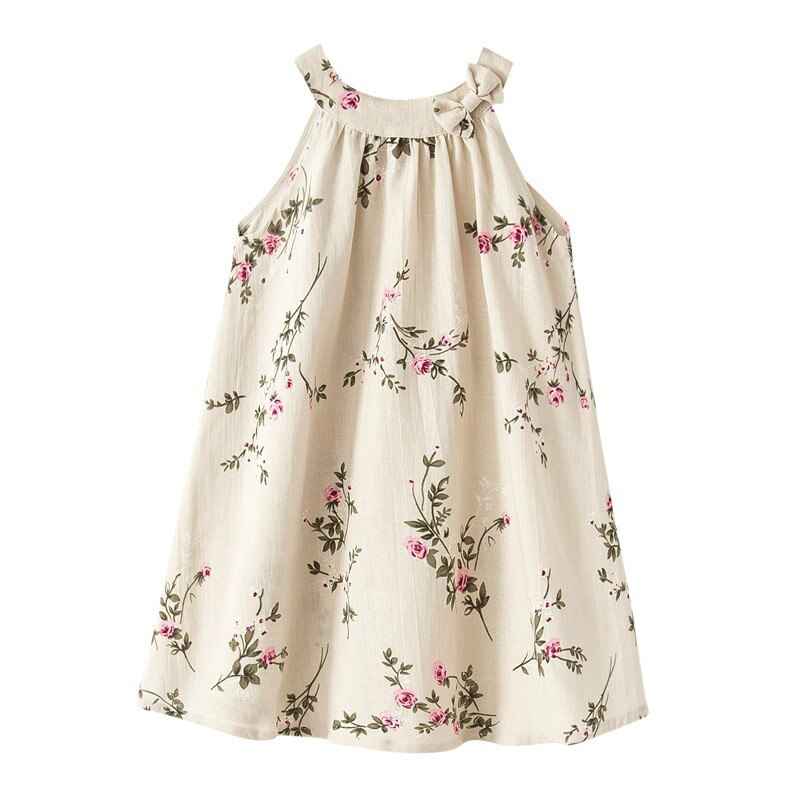 Teenage Floral Dress - walker