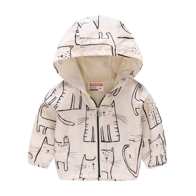 Windbreaker Outerwear - walker