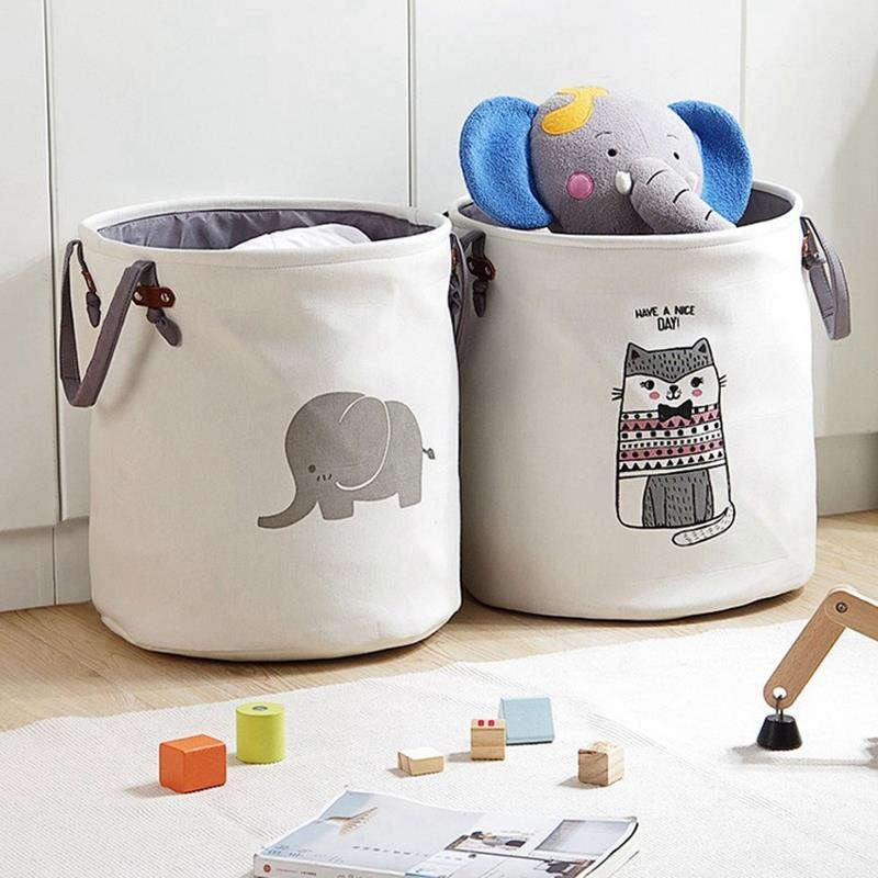 Sturdy Cotton Storage Baskets - walker