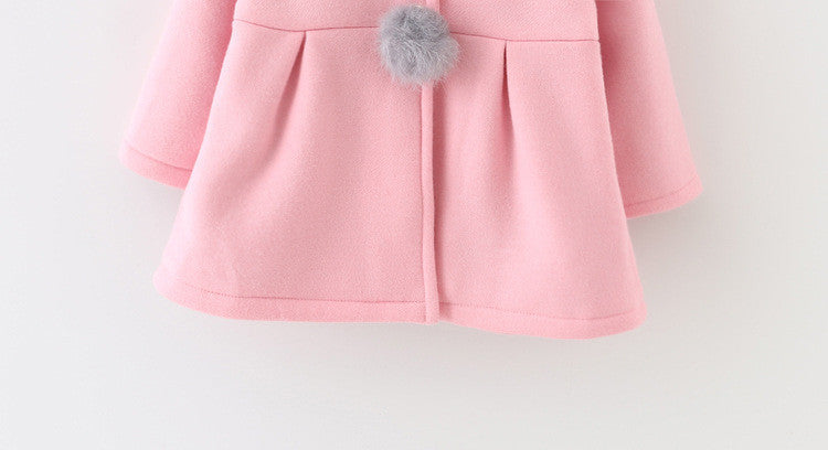 Rabbit Hooded Jacket - walker