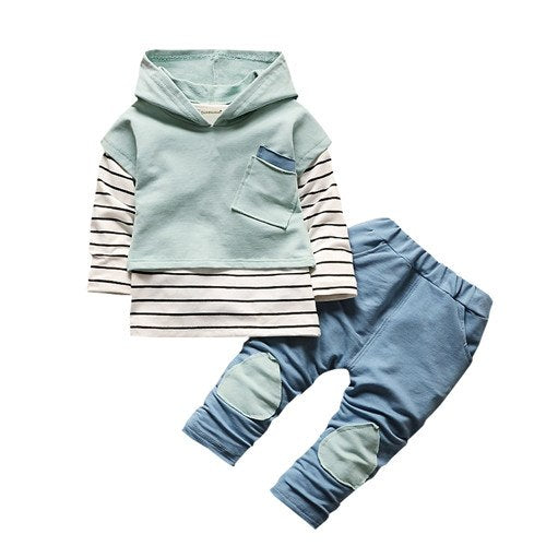 Casual Kids Clothing Set - walker