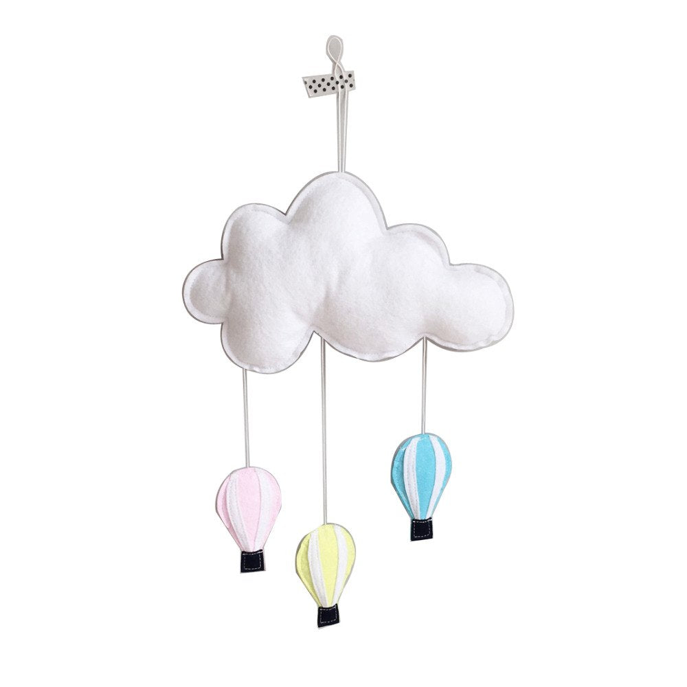 Hanging Cloud Hot Air Balloon - walker