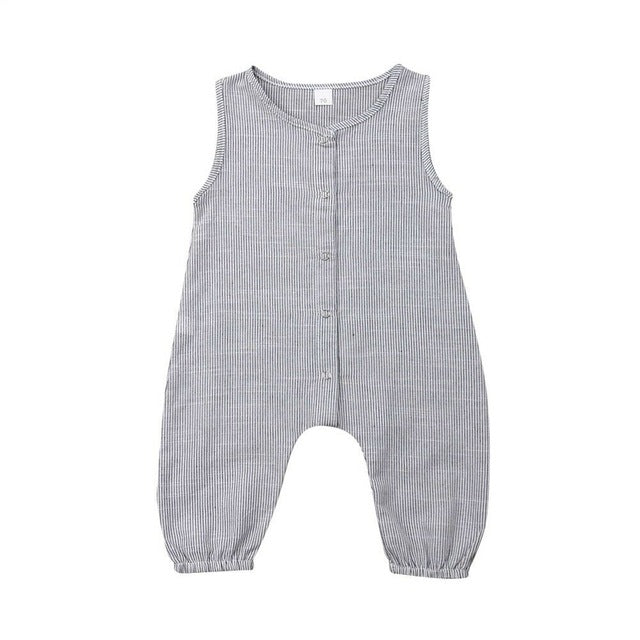 Cotton Rompers - walker