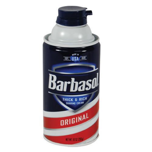Barbasol Shaving Cream Can Diversion Safe