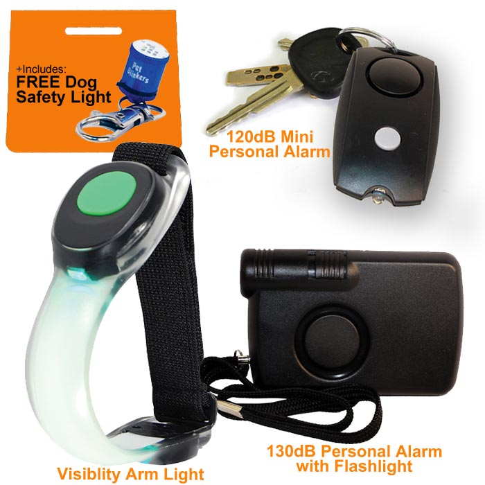 Dog Walking Safety Bundle