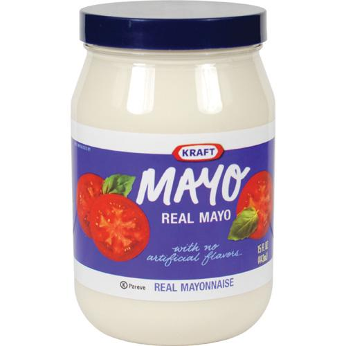 Kraft Mayonnaise Diversion Safe
