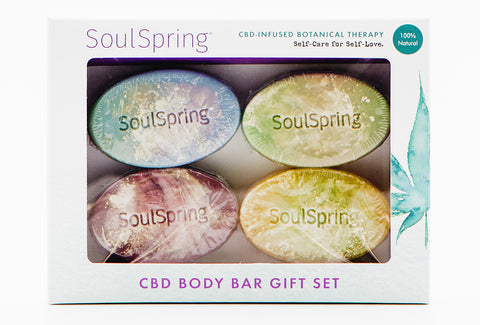 Body Bar Gift Set