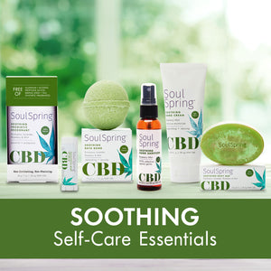 Soothing Self-Care Essentials – NEW!