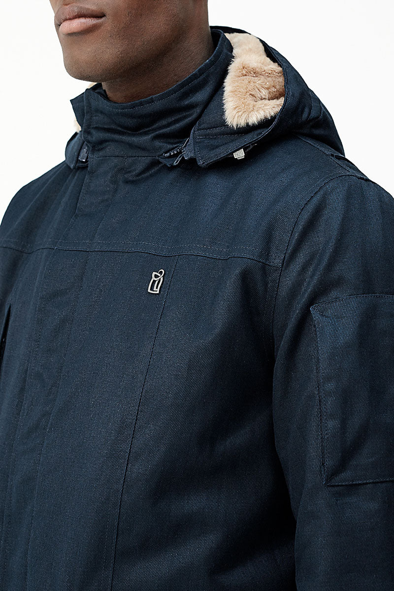 HoodLamb Tech 420 Winterjacket