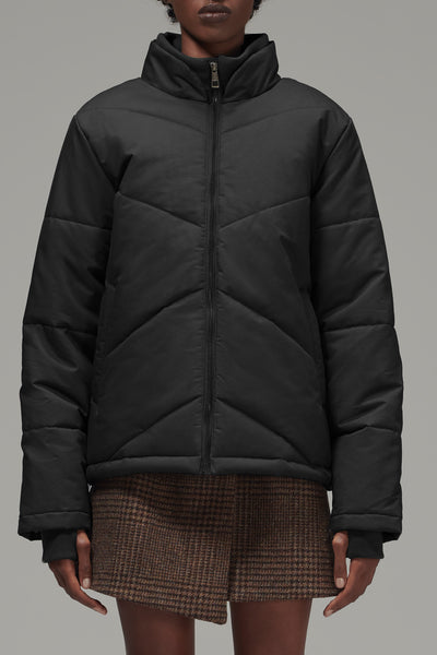 Ladies' Quilted Jacket