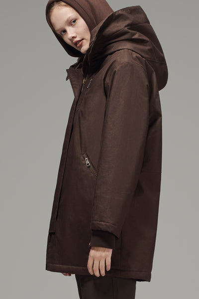 Ladies' Oversized Coat