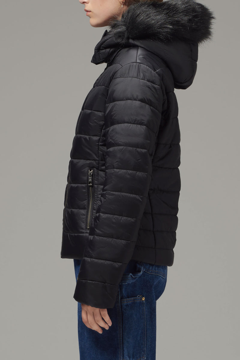 Ladies' Short Puffer