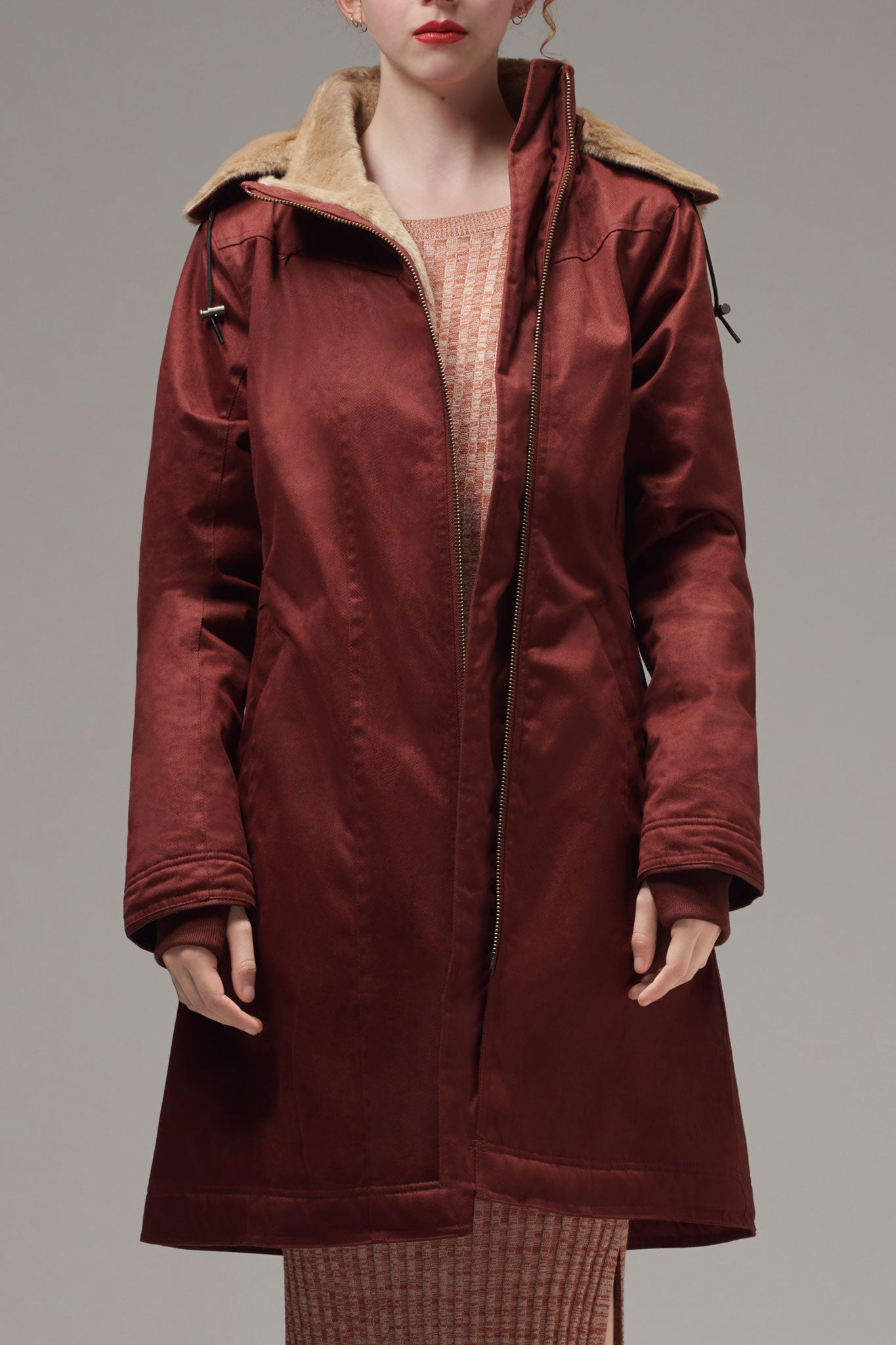Ladies' Long Coat