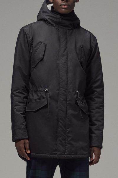 Men's Long Parka