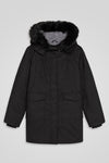 Ladies' Fur Collar Parka
