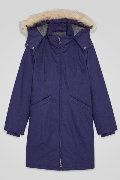 Ladies' Fitted Parka