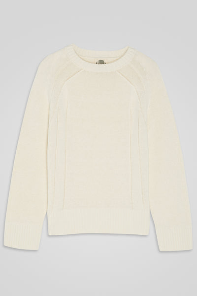 Ladies' Ribbed Sweater