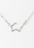 Taurus Constellation Zodiac Necklace (04/21-05/21) - As seen in Real Simple, People & more - My Jewel Candy - 4