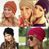 Us Weekly Beanie (24 Colors)