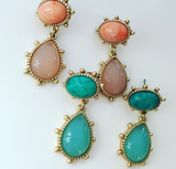 Mint Julep Earring - My Jewel Candy - 4