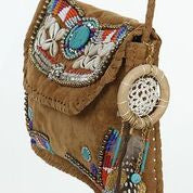 Tribal Throw-over Bag