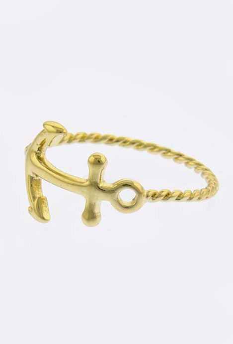 Anchor Ring - My Jewel Candy - 1
