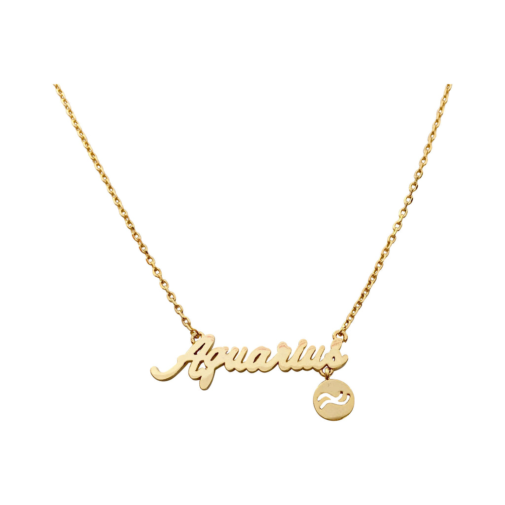 Zodiac Necklaces - My Jewel Candy - 1