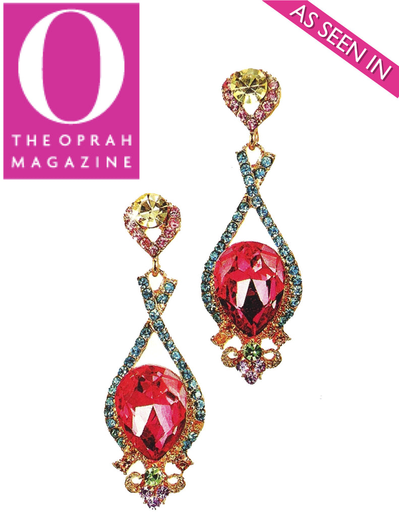 "Jewel Candy Earrings (As seen in Oprah's ""Favorite Things"" issue) - My Jewel Candy - 1"