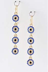 Eyelet Earrings - My Jewel Candy