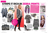Zebra Earrings (As seen in Closer Magazine) - My Jewel Candy - 2