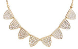 Crystal Arrow Necklace - My Jewel Candy - 3