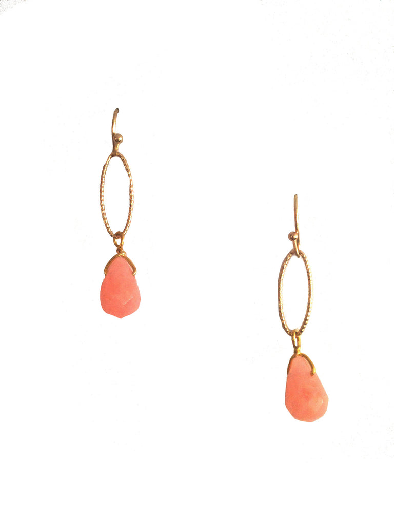 Delicate Droplet Earrings - My Jewel Candy