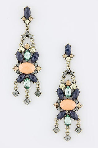 Fandango Earrings - My Jewel Candy